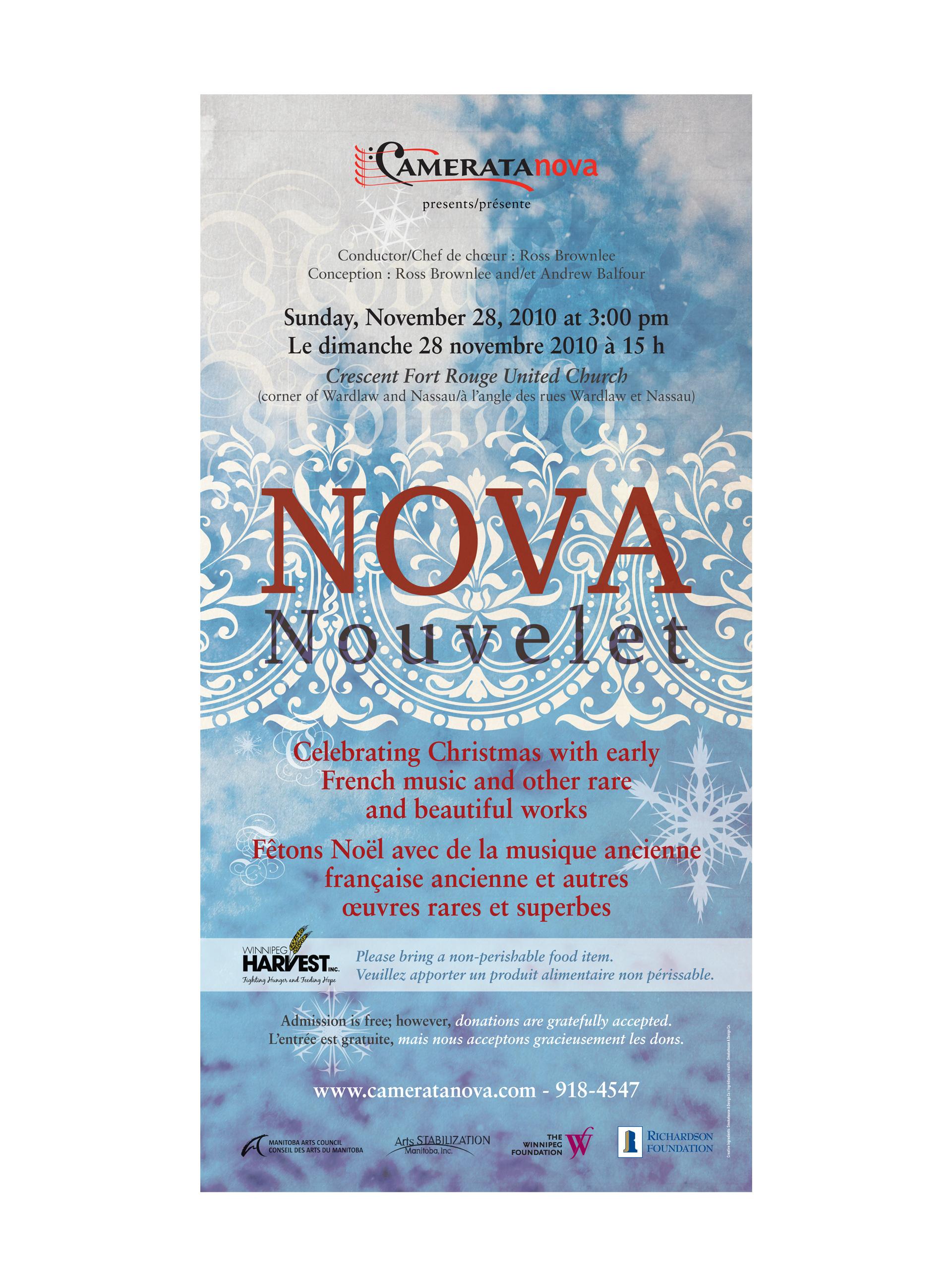 Camerata Nova poster
