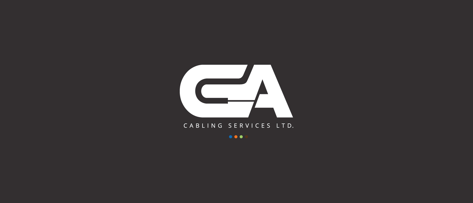 GA Cabling Branding and Logo