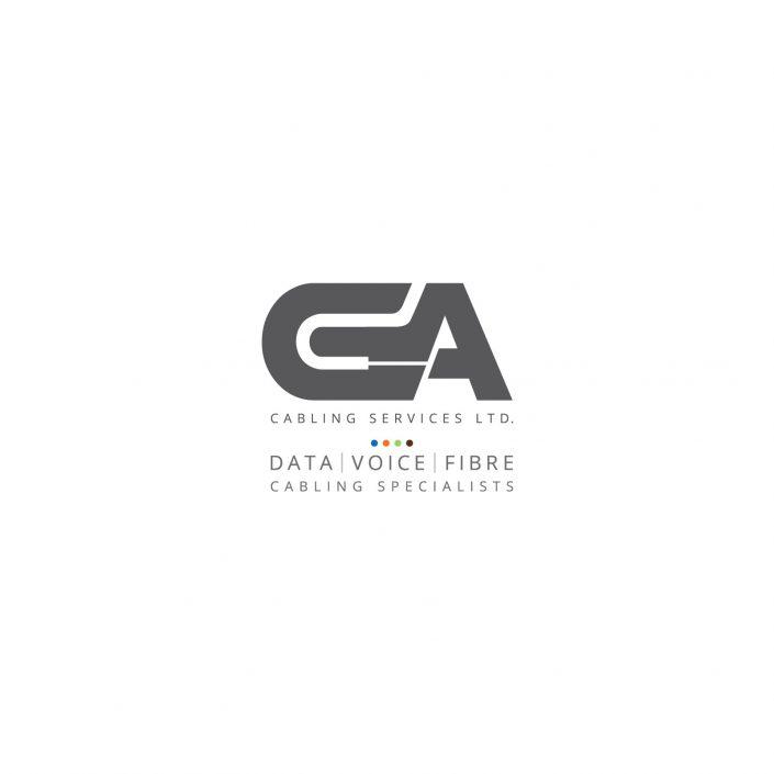 GA Cabling Branding