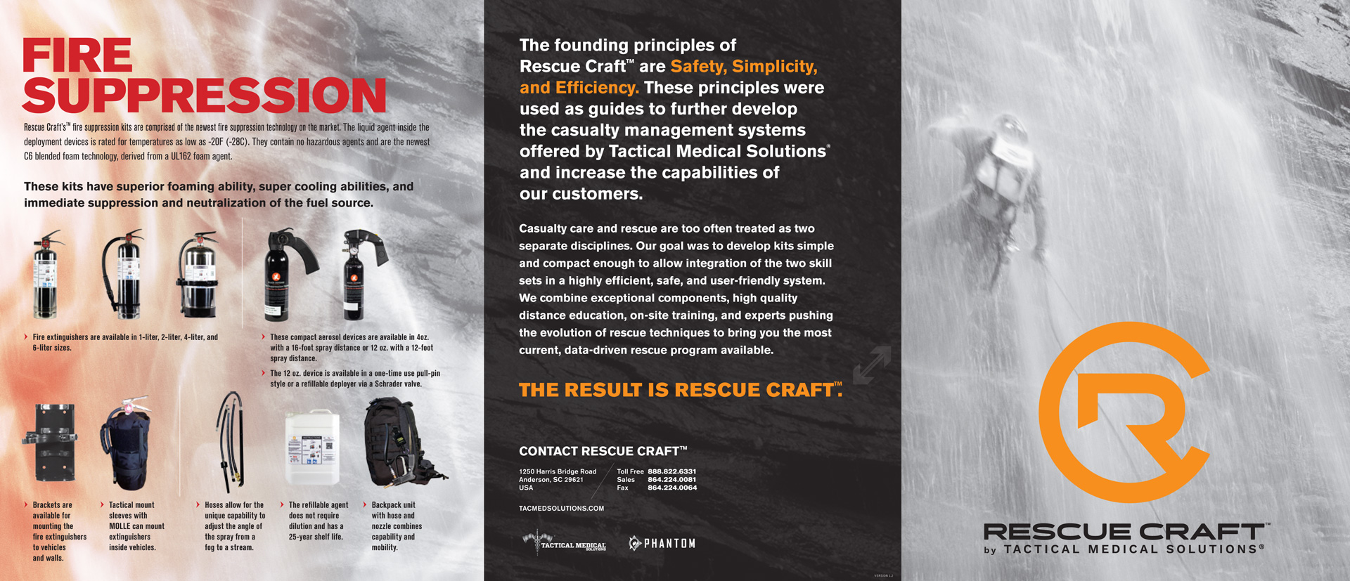 Rescue Craft Logo and Branding