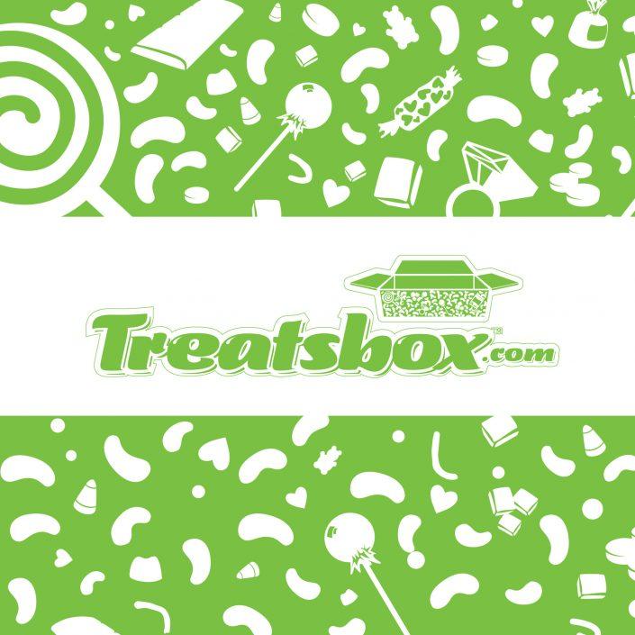 Treatsbox branding