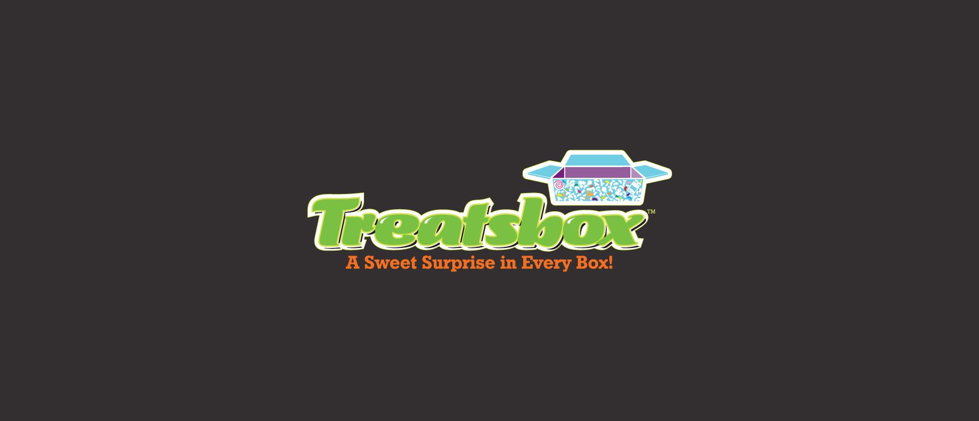 Treatsbox Branding and Identity