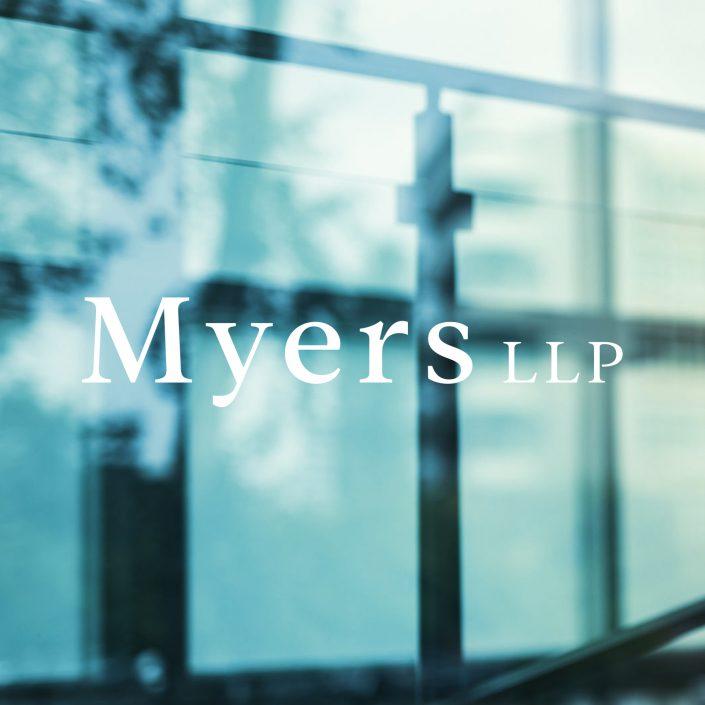 Myers LLP Website