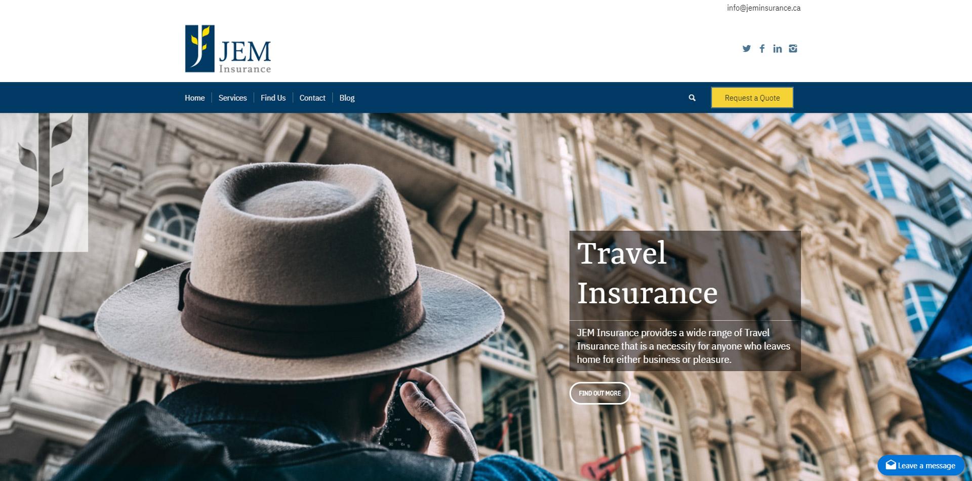 JEM Insurance