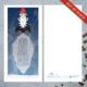 Rocket Santa Card